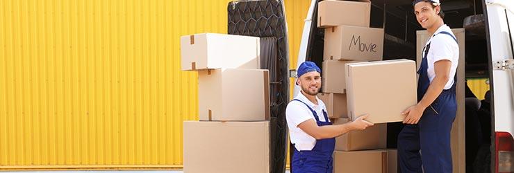 verhuisbedrijf naar amerika